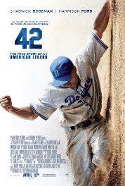 42 (2013) - Nothing beats a good baseball film.