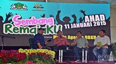 By Jude Toyat @judetbpseeds  THE KUCHING NORTH CITY Commission (DBKU) ended its four-day Majlis Agenda DBKU 2015 on January 11 with their highlight 'Sembang RemajaKU', a talk which focused on ...