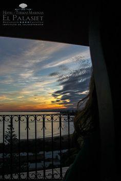 Espectacular vista desde una de las habitaciones de nuestro Hotel. Imagen de Fernando Rodriguez