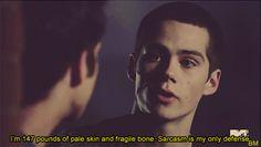 As much as I hate myself, I like Teen Wolf.