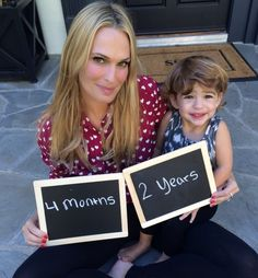 Pregnant with Baby 2! | Molly Sims