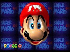 Nintendo 64, Nintendo Console, Nintendo Switch, Super Mario 3d, Mario Bros., Game Title, Old Games, 90s Kids, My Tumblr