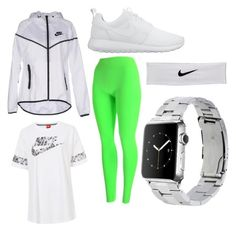 """""""Work out"""" by dd4lfan1 on Polyvore featuring NIKE and Monowear"""
