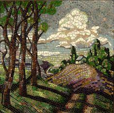 mosaic landscape   MOSAIC LANDSCAPE