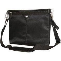 Mobile Edge Llc Me - Tablet-ultrabook Slimline Tote - 13.3in - Black,microfiber