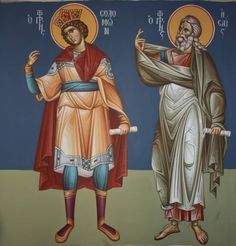 Byzantine Icons, Orthodox Icons, Saints, Fictional Characters, Art, Old Testament, Plunge Pool, Persona, Art Background