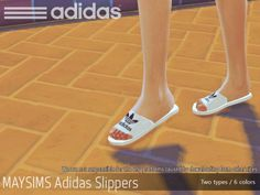 Pantofole Adidas per The Sims 4 - CC Shop for Sims 4 - Pantofole Adidas per The Sims 4 - CC Shop for Sims 4 The Sims 2, Sims Four, Sims 4 Mm Cc, Sims 4 Cas, Maxis, Sims 4 Children, Sims 4 Cc Shoes, Sims 4 Cc Makeup, Sims4 Clothes