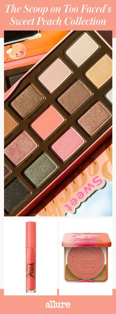 This year has been over the top for Too Faced—filled with superstar collabs and chocolate-scented palettes. And later this month, they are finally launching the highly-anticipated Too Faced Sweet Peach Collection after months of #sneakypeeks on Jerrod Blandino's Instagram.