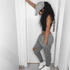 Lazy Outfits, Dope Outfits, Everyday Outfits, Summer Outfits, Casual Outfits, Fashion Outfits, Womens Fashion, Girl Fashion, Casual Dresses