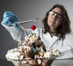 """Psychologist Traci Mann, author of the forthcoming """"Secrets From the Eating Lab,"""" is best-known for her unconventional experiments that test — and often debunk — common beliefs about our eating behaviors."""
