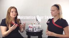 Why and How to Moisturise Your Skin - Abloomnova Skin Care Chat with Kirsty #skincare #video #beauty