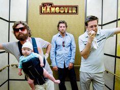 The Hangover!! Funny haha !!