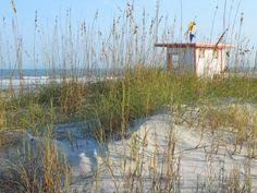 Jetty Pier Beach Cape Canaveral, FL