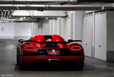Seger Giesbers / The one and only Agera R during GTevents Nürburgring 2012. | Flickr - Photo Sharing!