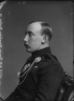 Prince Christian Victor of Schleswig-Holstein,