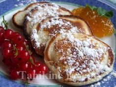 Czech Recipes, Breakfast Bake, Kefir, Sweet Tooth, French Toast, Good Food, Brunch, Food And Drink, Cooking Recipes