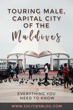 Touring Malé, the capital city of the Maldives Travel Advice, Travel Tips, Travel Destinations, Budget Travel, Travel Ideas, Male Maldives, Maldives Travel, Capital Of Maldives, Travel Advisory