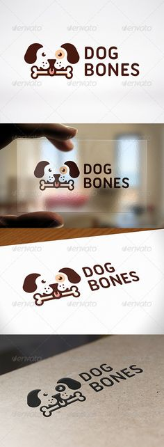 Dog Logo Template ... Animal Trainer, animal, animal food, animal protection, animals, bold, bones, can, care, center, clinic, dog, domestic, friends, health, kennel, little friend, paw, pet, pet shop, pets, print, protect, puppy, safe, shop, store, vector, veterinary, web