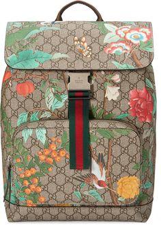 GG Blooms backpack <> @kimludcom <> www.kimlud.com