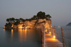Cameo Island, Zante. Amazing private island. Would love to go again!