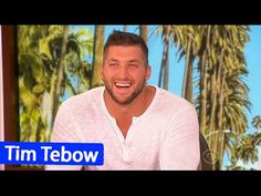 """Former NFL Star TIM TEBOW discusses """"Home Free"""" Show   The Talk TV Show ..."""