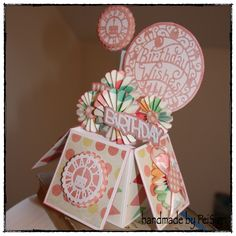 *PeiSign* Card in a Box Birthdaywishes