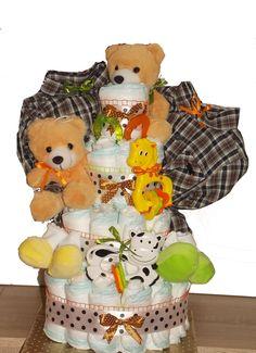Tort pentru gemeni Teddy Bear, Toys, Children, Animals, Bebe, Activity Toys, Young Children, Boys, Animales