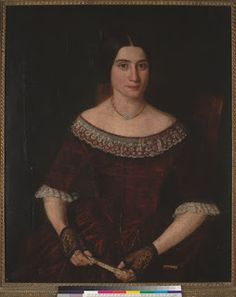 _Maria de Jesus Estudillo Davis_  by Leonardo Barbiere, c. 1847, Bancroft Library. While there is some indication that some Californio women wore something like petticoats and un-fitted shortgowns in the 1810s and 20s, there are no images of this outfit; by the 1830s and 1840s their dress included: a full, white linen camisa, with medium-high neckline (no cleavage or off-the-shoulders) – ruffled or not – and elbow-length fitted sleeves (you don't see them much); no corset or stays; dark or…