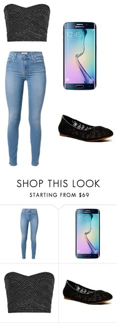 """""""Ariana Grande Style 2015"""" by badwitch-69 on Polyvore featuring Samsung and Lucky Brand"""