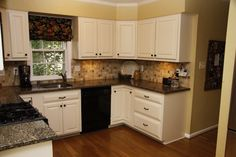 Brand new white kitchen cabinets | Kitchen Magic Refacers