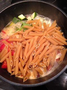 One Pot Pasta Amiga  #healthy #quick #easy #lunch #dinner #recipe #onepot #pasta