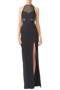 [Picked from Rent The Runway] Black crepe (96% Viscose, 4% Elastane). Sleeveless. Crew neckline. Hidden back zipper with hook-and-eye closure. Partially lined. See size and fit tab for length. Made in Italy. $129.00 Buy It Now ! Rent The Runway, One Shoulder, Bridesmaid Dresses, Gowns, Formal Dresses, Black, Design, Fashion, Bridesmade Dresses