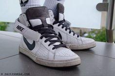 day 56: Nike Air Flytop #nike #nikeair #nikeairflytop #airflytop #nikeflytop #sneakers - DAILYSNEAX