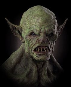 warhammer orc face - Google Search