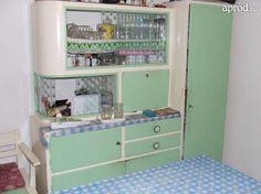 Retró konyhabútor garnitúra Furniture Makeover, Retro Vintage, Nostalgia, Childhood, Vanity, Memories, History, Toys, Budapest