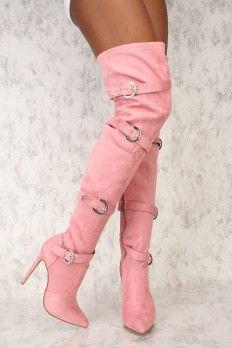Femmes genou hautes bottes converse L'excale
