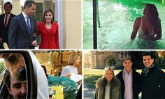 Princess Marie-Chantal and Queen Letizia's busy week plus other royal highlights