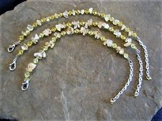 Citrine Semi Precious gemstone Solar Plexus Chakra healing energy  bracelet