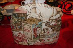 Tea Cozy Tea Cosy  Tea Warmer Teapot Cover by TeaAtTheBrits