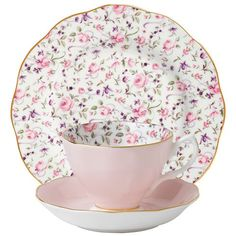 I would love this to go with my set. Royal Albert - Rose Confetti Teacup, Saucer