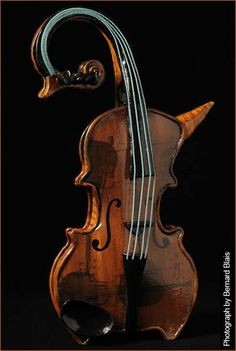 a violin teapot! wow #collectibles #crafts #handmade #teapot