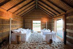 #Casas na Areia, #hotel #ecológico y chic en #Portugal. #Hogaressauce.