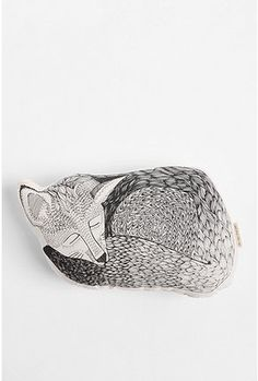 The Rise and Fall Sleeping Fox Pillow Online Only Urban Exclusive  $29.00
