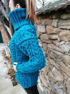 Hand Knitted Sweaters, Mohair Sweater, Loose Sweater, Wool Sweaters, Cardigans For Women, Coats For Women, Blouses For Women, Jackets For Women, Handgestrickte Pullover