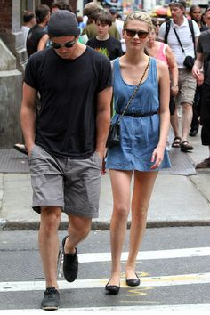 Josh Hartnett and Abbie Cornish in Soho