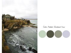scotland colour palette - Google Search