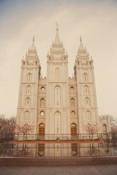 Salt Lake Temple. Prints available. Stephanie Sunderland Photography