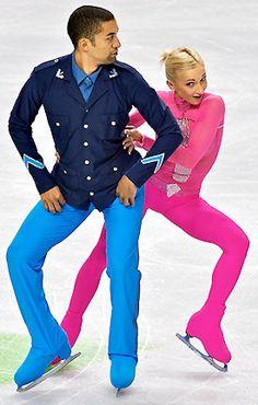 Aliona Savchenko / Robin Szolkowy,  ISU Grand prix of Figure Skating, Skate America 2010