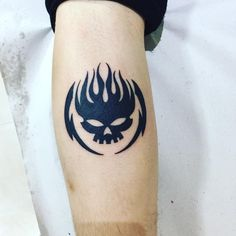 My new tattoo - The Offspring