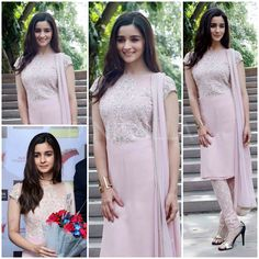Alia Bhatt in Malasa by Nimrit and Jyoti Gill